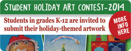 Student Holiday Art Contest