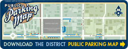 Carmel Arts & Design District Parking Map